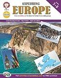 Exploring Europe, Grades 5-8, Ph.D., Michael Kramme, 1580376266