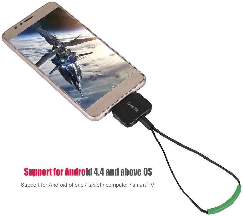 Luoartsu Antena WiFi Receptor de TV HD con TDT USB ...