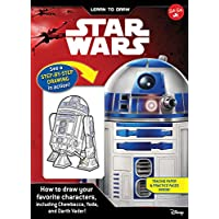 Learn to Draw Star Wars: How to Draw Your Favorite Characters, Including Chewbacca, Yoda, and Darth Vader! (Licensed Learn to Draw)