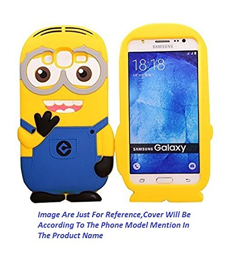pretty nice 49ba2 f5ff2 Trifty Funky Minion Back Cover For Motorola Moto G5: Amazon.in ...