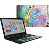 MightySkins Skin Compatible with HP 15t Laptop 15.6' (2017) - Twisted Wonderland | Protective, Durable, and Unique Vinyl Decal wrap Cover | Easy to Apply, Remove, and Change Styles | Made in The USA
