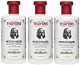 Thayers Alcohol-free Cucumber Witch Hazel Toner (3 Pack) Review