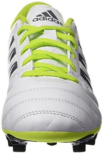 adidas Gloro 16.2 Fg, Zapatillas para Hombre Blanco (Ftwbla / Nocmét / Seliso)