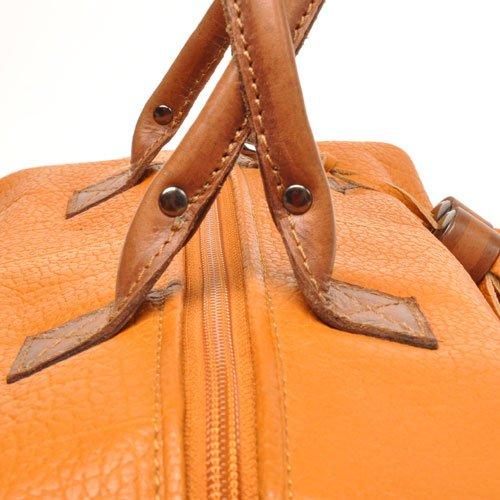 berba Chamonix 101 Sac à main en orange
