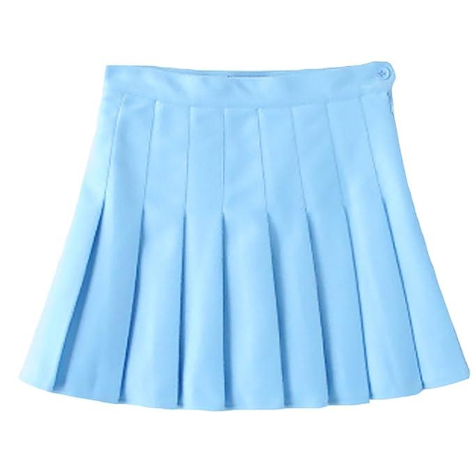 Falda de tennis azul cielohttps://amzn.to/2D8Nish