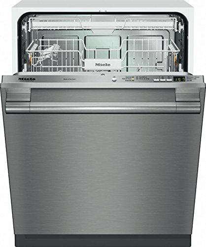 G4975SCSF | Miele Futura Classic Plus Dishwasher - Stainless Steel