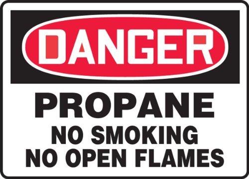 Accuform MCPG025VA Aluminum Safety Sign, Legend
