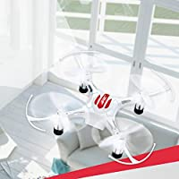 MKLOT JJRC H8 Mini Pocket Drone WiFi RC Quadcopter Headless Mode 2.4G 4CH 6-Axis One Key Return Helicopter Best Gift for Boys Kids Children