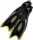 Cressi Palau LAF, black/yellow, M/L