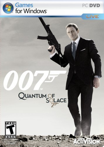 James Bond 007: Quantum of Solace - PC by Activision (007 James Bond Quantum Of Solace Pc)