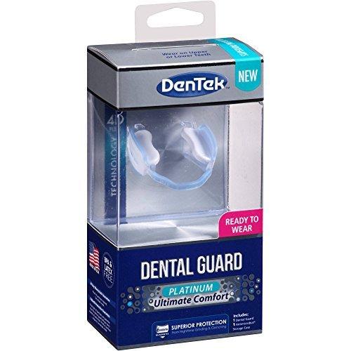 DenTex - Dental Guard, Platinum Ultimate Comfort - ( 2 PACK ) GREAT VALUE! by DenTek