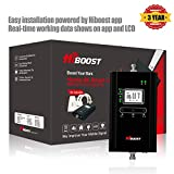 HiBoost 4K Smart Link – Cell Phone Signal Booster – Improves Reception on Phones, Tablets & Hotspots – Premium & Durable Equipment – Easy to Install for Homes & Offices! Boost up to 4,000 Sq. Ft. Reviews
