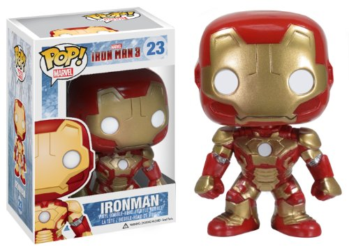 Funko POP Marvel Iron Man Movie 3 Action Figure