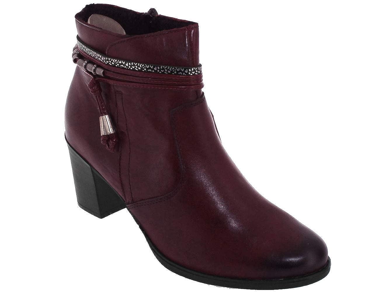 Rieker Damen 59091 Stiefeletten: : Schuhe & Handtaschen
