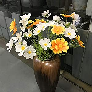 Artificial Decorative Flowers Simulation dog tail grass simulation weed plastic flower reed spike dry flower fake flower simulation foxtail Flower Products include:Decorative Artificial Flowers 2
