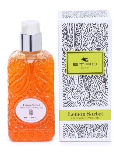 Gel Shower Etro Gel (Etro - Lemon Sorbet Perfumed Shower Gel - 250ml/8.25oz)