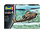 Revell Germany Bell AH-1G Cobra Model Kit Model Building Kit by Revell