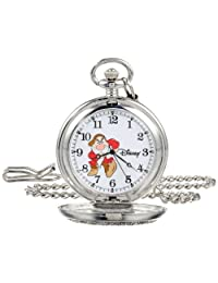 Disney Men's 56403-3477 Grumpy Pocket Watch