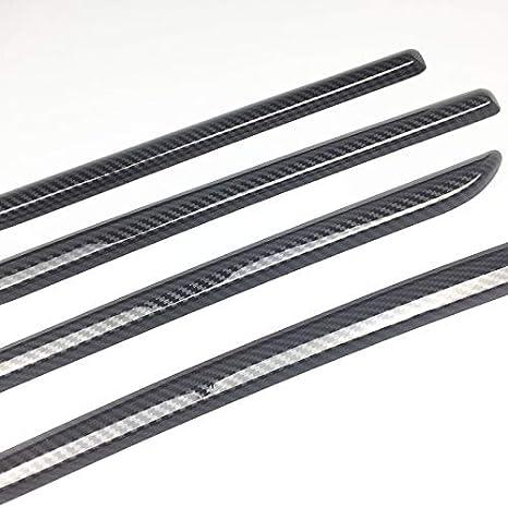 HDCF Autot/ürverkleidungsstreifen ABS Mittelkonsole Armaturenbrett Dekoration Abdeckung Blenden ABS F/ür A3 8 V 2014-2018 S3 Kohlefaser Farbe