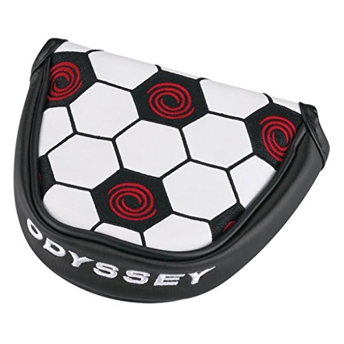 ODYSSEY NEW Soccer Mallet Putter Cover Headcover