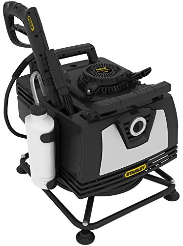 STANLEY 2350 PSI 5 HP 2.3 GPM Gas Pressure Washer with High Pressure Variable Spray Gun by Stanley