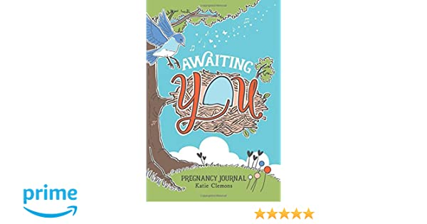 Awaiting you pregnancy journal katie clemons 9781633360044 awaiting you pregnancy journal katie clemons 9781633360044 amazon books fandeluxe Images