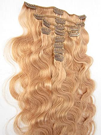 Wholesale 20 Women s Remy Human Hair Body Wave Clip In Hair Extensions 9  Bundles  8 f68c99f80