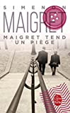 img - for Maigret Tend Un Piege (Ldp Simenon) (English and French Edition) by Georges Simenon (2007-06-01) book / textbook / text book
