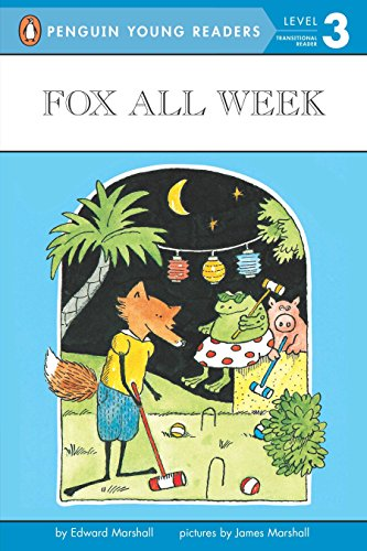 Fox All Week (Penguin Young Readers, Level 3)