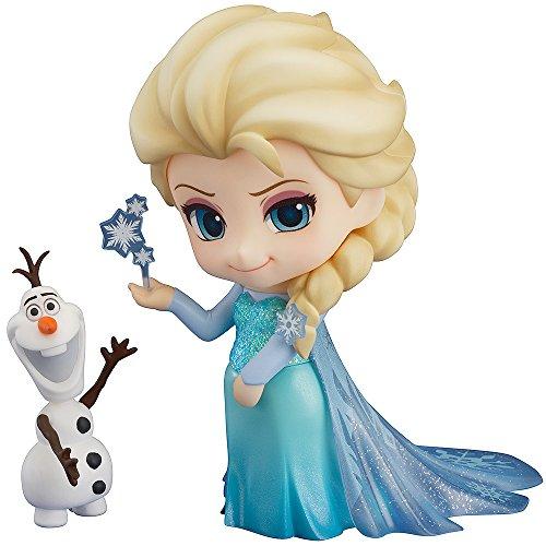Good Smile Frozen: Elsa Nendoroid Action Figure