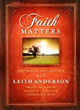 Faith Matters, Leith Anderson, 1609361342