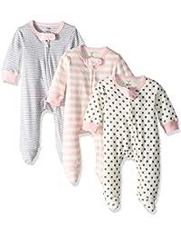 Unisex Baby Organic Cotton Sleep and Play