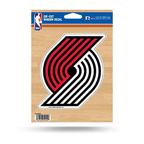 NBA Portland Trail Blazers Die Cut Vinyl Decal ()