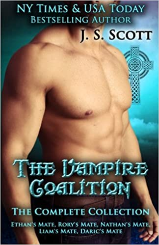 The Vampire Coalition: The Complete Collection: Ethan's Mate