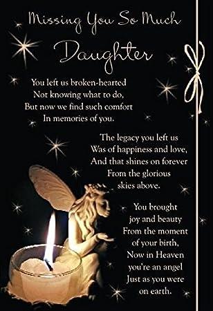 Amazon Loving Memory Graveside Memorial Card 6060 X 6060 Best Missing Love Memories Images
