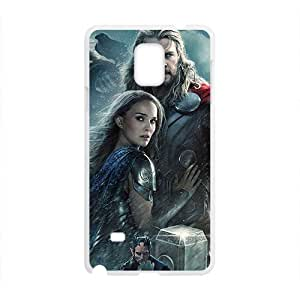 KKDTT Personalized Thor Design Best Seller High Quality Phone Case For Samsung Galacxy Note 4