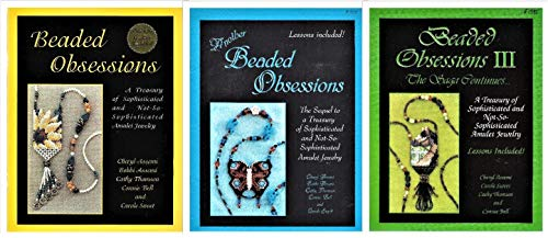 Beaded Obsessions, Vol. 1, 2, 3 ()