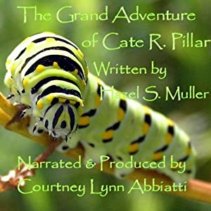 The Grand Adventure of Cate R. Pillar Audiobook