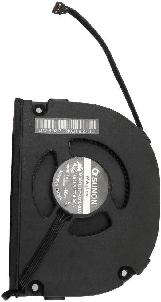 YILONG Remplacement pour le ventilateur de refroidissement pour ordinateur portable AirPort Time Capsule ventilateur de refroidissement A1521 A1470 ME177 ME918 CPU Cooler portable ventilateur de refroidissement
