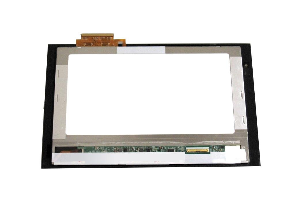 Full LCD Display Panel with Touch Screen Digitizer Glass Assembly for Acer Iconia Tab A500 A501 Tablet Repair Replacement Parts B101EW05 V.1