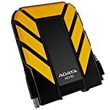 ADATA DashDrive 1TB HD710 Military-Spec USB 3.0 External Hard Drive AHD710-1TU3-CYL (Yellow)