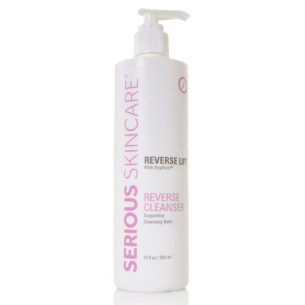 Serious Skincare Reverse Lift Reverse Cleanser with Argifirm 12 Ounces