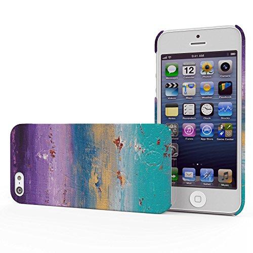 Koveru Back Cover Case for Apple iPhone 5S - Artistic Design