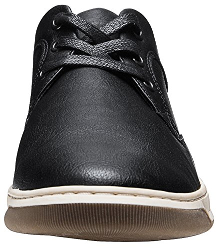 JOUSEN Men's Fashion Sneakers 3 Eyelets Simple Style Casual Shoes