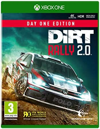 DiRT Rally 2.0 Day One Edition (Xbox One) (輸入版)
