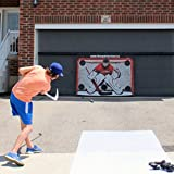 16' SportScreen Power with Hockey Target