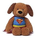 GUND DC Comics Superman Griffin Teddy Bear Stuffed Animal Plush, 12