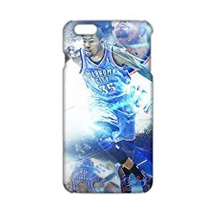 KJHI LeBron James and Kevin Durant 3D Phone Case for iPhone 6 Plus