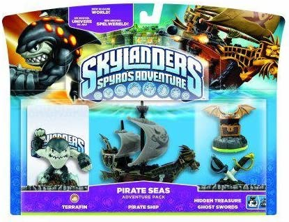 Activision Skylanders: Pirate Adventure Pack vídeo - Juego ...
