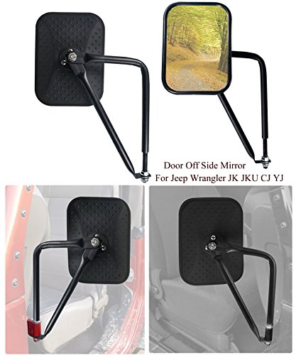 Jeep Replacement Driver Side Mirrors